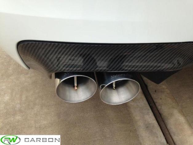 RW-Carbon-Fiber-DTM-Rear-Diffuser-BMW-F10-M5-White-5