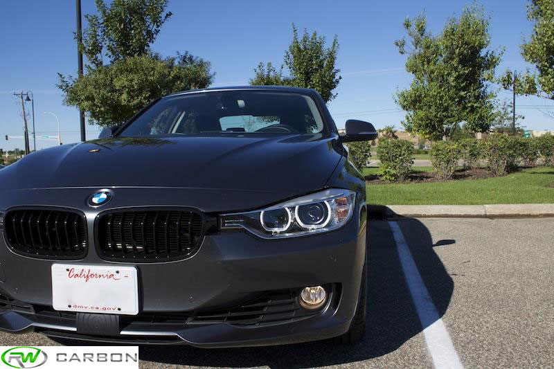 Rw Carbon Bmw F30 Gloss Black Grille Review On