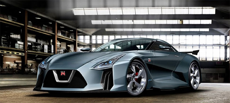 Next generation GTR | Welcome to the RW Carbon Blog!