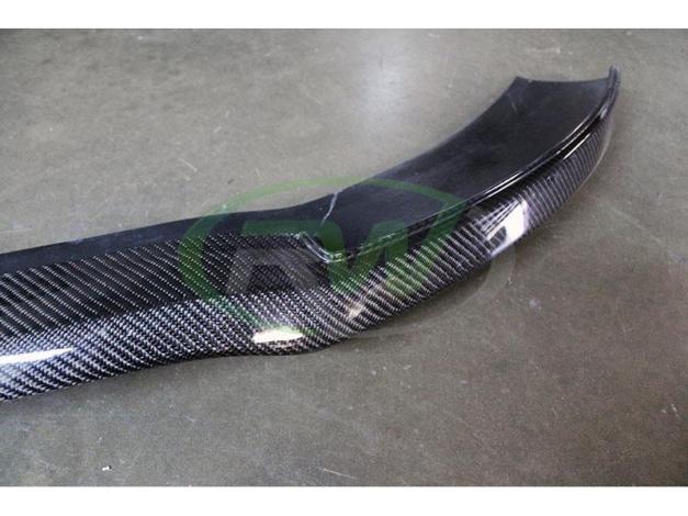 RW-Carbon-Fiber-Front-Lip-Spoiler-Mercedes-C117-CLA250-Sport-3