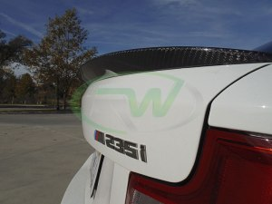 RW-Carbon-Fiber-Performance-Style-Trunk-Spoiler-BMW-F22-M235i-White-9