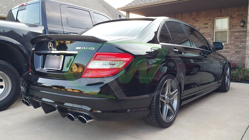 Customer Build Mercedes W204 C63 Amg Welcome To The Rw