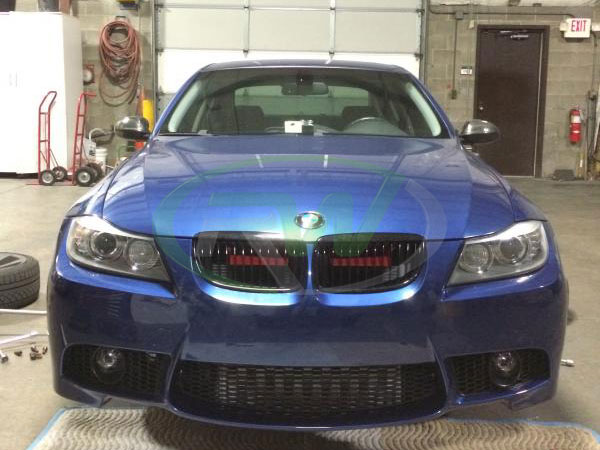 Bmw E90 Lci Conversion With An M3 Style Front Bumper Welcome To