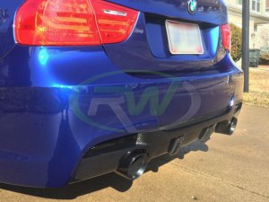 RW-Carbon-Fiber-Performance-Style-Rear-Diffuser-BMW-E90-335i-5