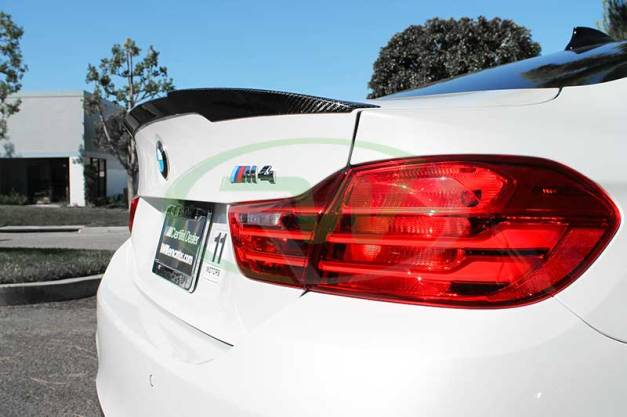 RW-Carbon-Fiber-M-Performance-Trunk-Spoiler-BMW-F82-M4-white-2