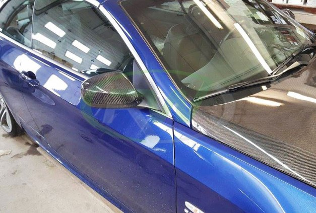 RW-Carbon-Fiber-Mirror-Covers-BMW-E92-LCI-335i-blue-3