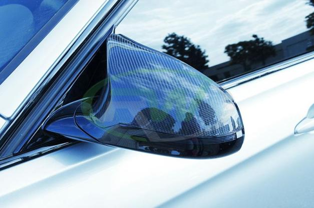 RW-Carbon-Fiber-Mirror-Covers-BMW-F80-M3-Silver-1