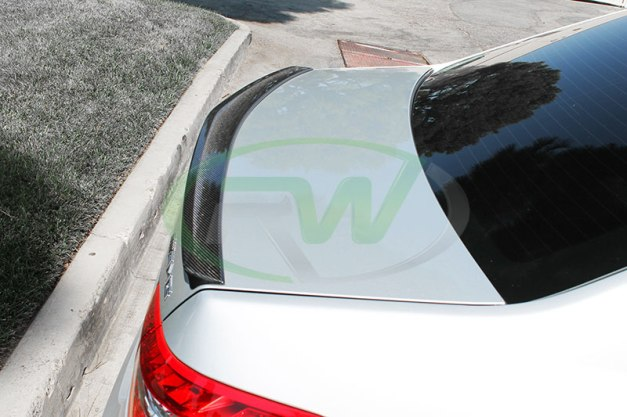 RW-Carbon-Fiber-amg-trunk-spoiler-mercedes-e63-1