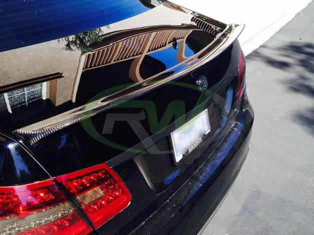 RW-Carbon-Fiber-DTM-Trunk-Spoiler-Mercedes-W212-3