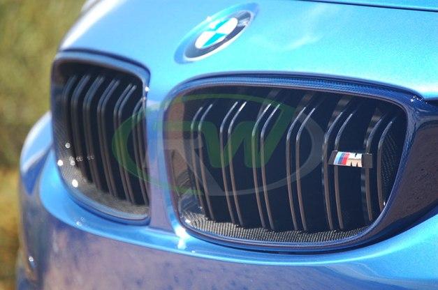 RW-Carbon-Fiber-Grilles-BMW-F32-435i-4