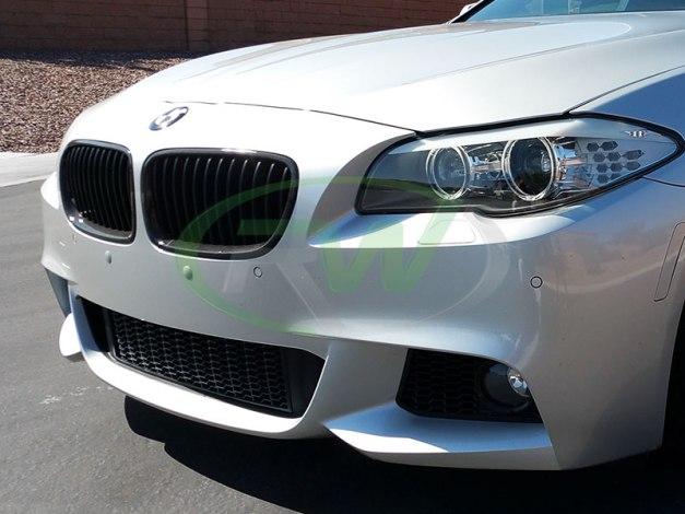 RW-Carbon-Fiber-Grilles-BMW-F10-550i-silver-2