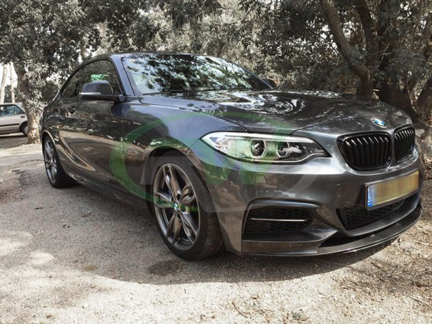 RW-Carbon-Fiber-Performance-Style-Front-Lip-BMW-F22-M235i-grey-1