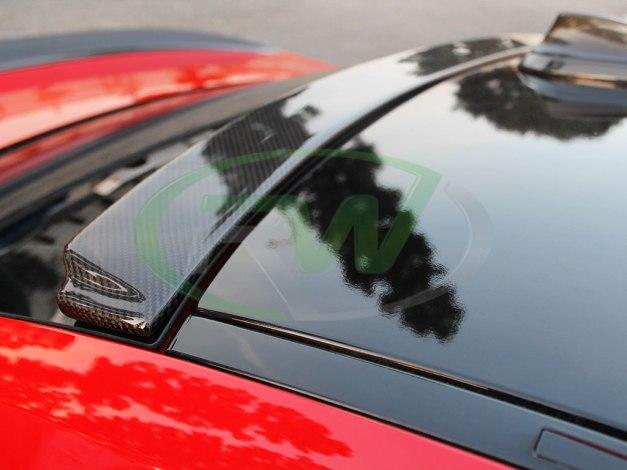 RW-Carbon-Fiber-Roof-Spoiler-BMW-F22-M235i-Red-5