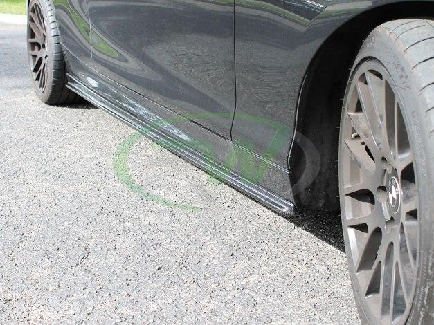 RW-Carbon-Fiber-Side-Skirt-Extensions-BMW-F22-M235i-1