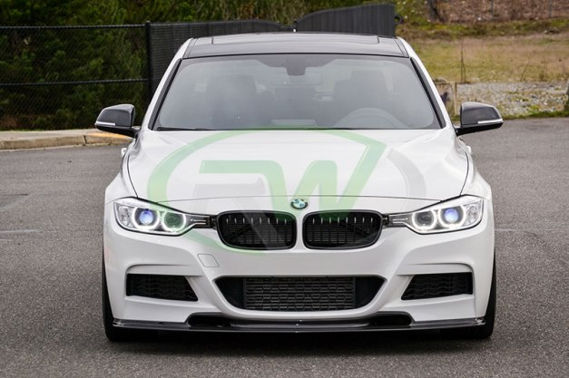 RW-Carbon-Fiber-Varis-Style-Front-Lip-for-F30-328i-4
