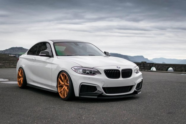RW-Carbon-Fiber-Front-Lip-Side-Skirt-Extensions-BMW-F22-M235i-1