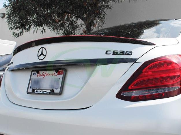 RW-Carbon-Fiber-Trunk-Spoiler-Mercedes-W205-C63-AMG-6