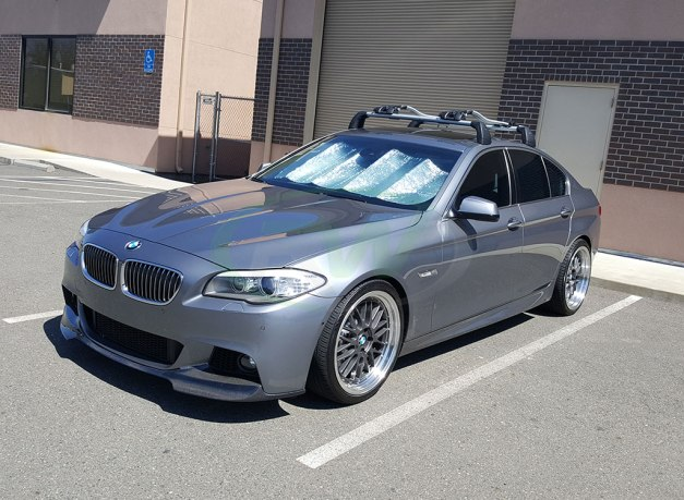 bmw f10 m sport front bumper welcome to the rw carbon blog. Black Bedroom Furniture Sets. Home Design Ideas