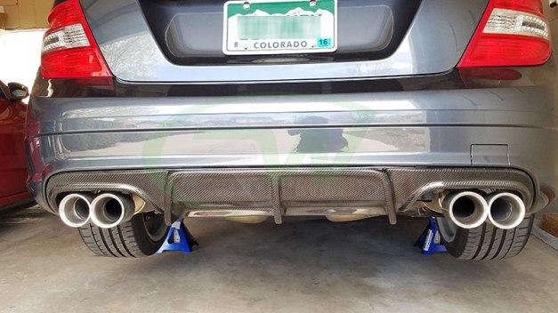 RW-Carbon-Fiber-Arkym-Style-Diffuser-Mercedes-W204-2