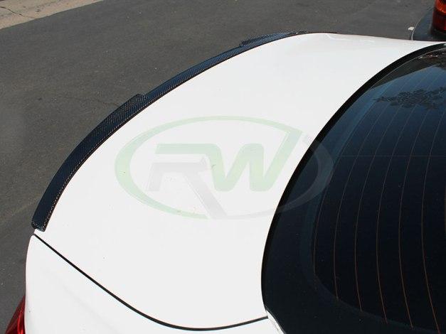 RW-Carbon-Fiber-M4-Style-Trunk-Spoiler-BMW-F32-435i-5