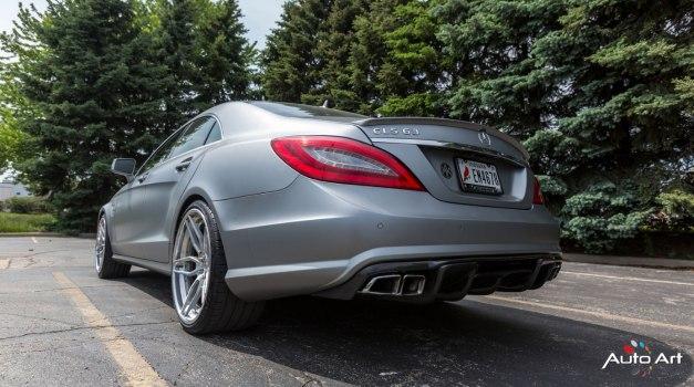 RW-Carbon-Fiber-Renn-Style-Diffuser-Mercedes-CLS63-AMG-Silver-1