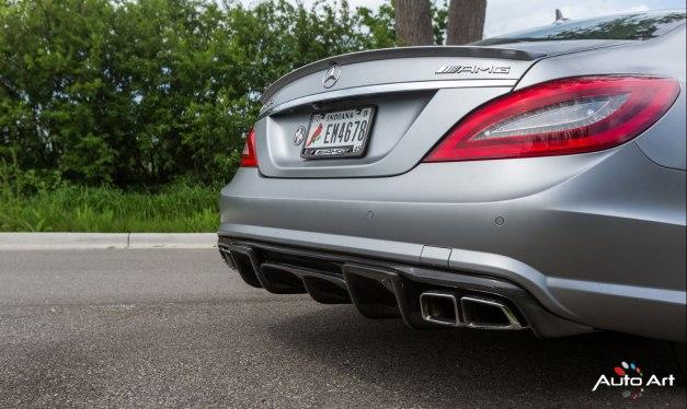 RW-Carbon-Fiber-Renn-Style-Diffuser-Mercedes-CLS63-AMG-Silver-3