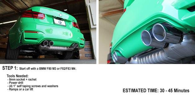 RW-Carbon-Fiber-3D-Style-Diffuser-F80-M3-F82-F83-M4-DIY-Guide-1