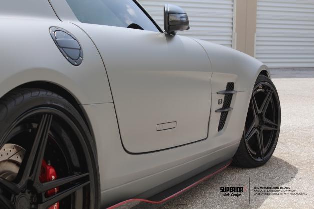 RW-Carbon-Fiber-Mercedes-SLS-AMG-Front-Lip-Diffuser (8)