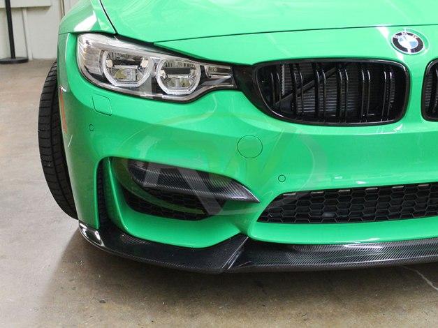 RW-Carbon-Fiber-Upper-Bumper-Splitters-BMW-F80-M3-1