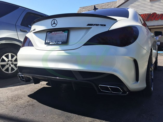 RW-Carbon-Diffuser-Trunk-Spoiler-Mercedes-CLA45-AMG-white-1