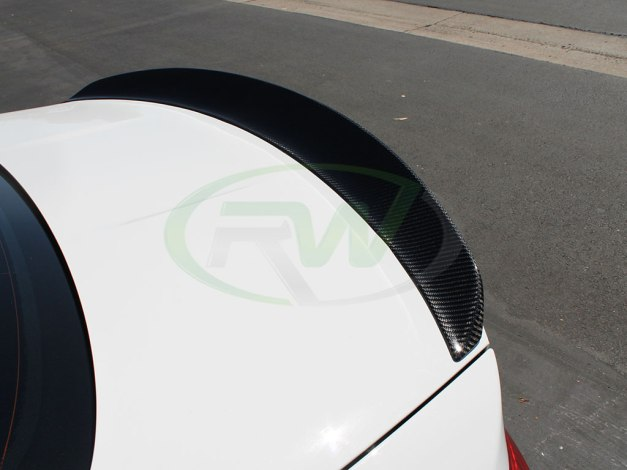 RW-Carbon-Fiber-3D-Style-Trunk-Spoiler-White-BMW-F82-M4-5
