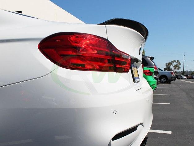 RW-Carbon-Fiber-3D-Style-Trunk-Spoiler-White-BMW-F82-M4-6
