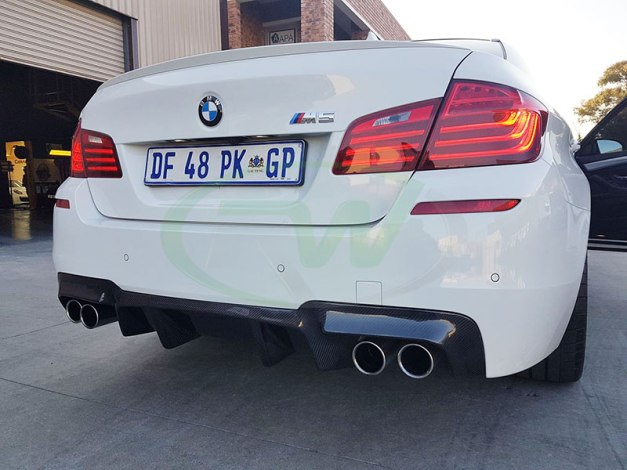 RW-Carbon-Fiber-DTM-Diffuser-BMW-F10-M5-Alpine-White-3