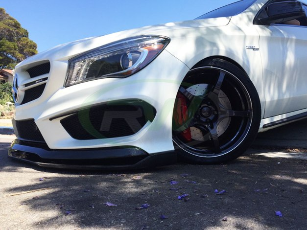 RW-Carbon-Fiber-Front-Lip-Spoilers-Mercedes-CLA45-1