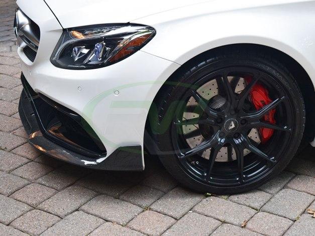 RW-Carbon-Fiber-Brabus-Style-Front-LIp-Mercedes-W205-C63-AMG-4