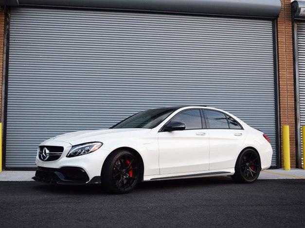 RW-Carbon-Fiber-Brabus-Style-Front-LIp-Mercedes-W205-C63-AMG-6