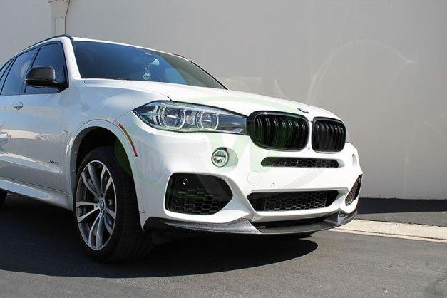 rw-carbon-fiber-front-lip-spoiler-bmw-f15-x5-white-1