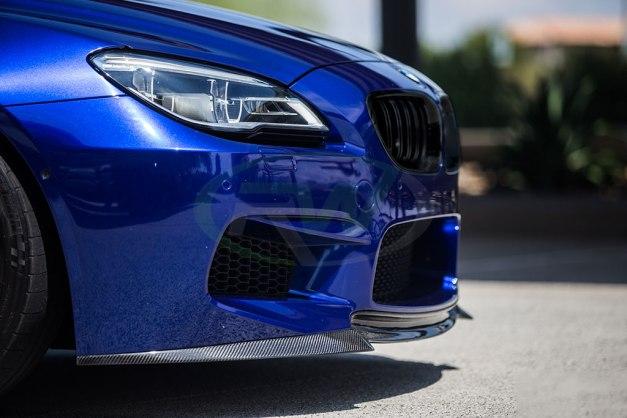 rw-carbon-fiber-dtm-front-lip-bmw-f13-m6-blue-1