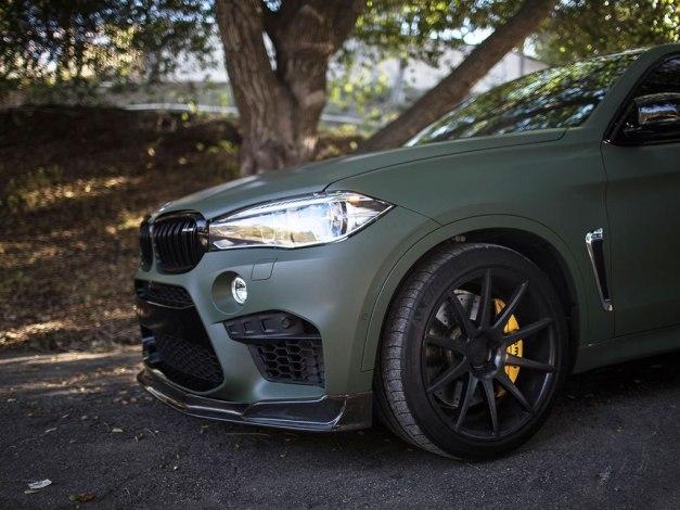 rw-carbon-fiber-front-lip-spoiler-green-bmw-f86-x6m-3